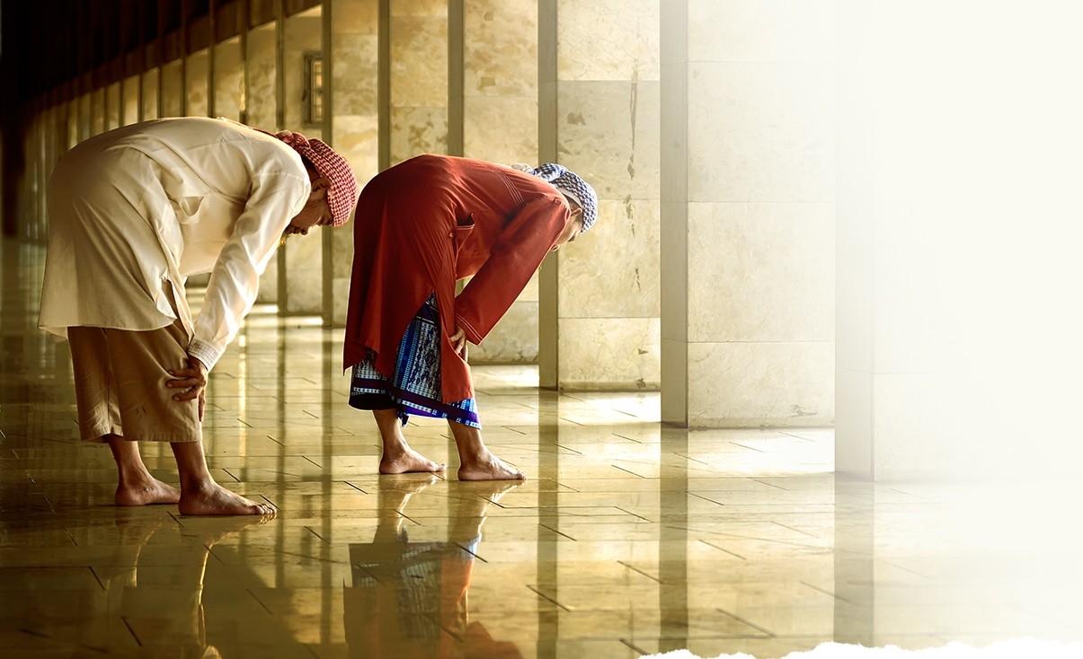 Why Do Muslims Pray?