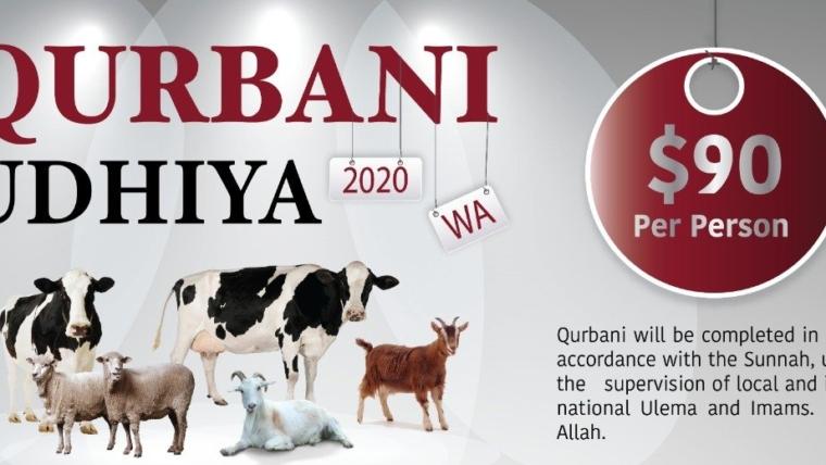 IQRA' Academy – Qurbani Udhiya 2020