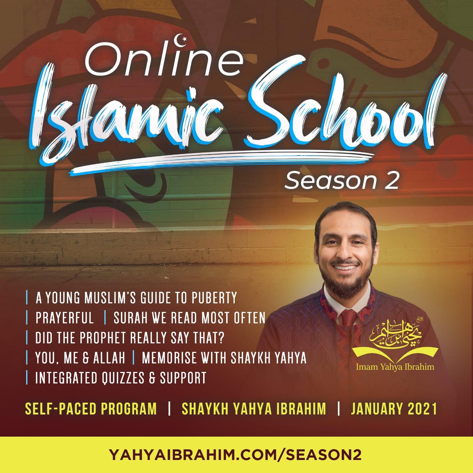 Online Islamic School – SEASON 2
